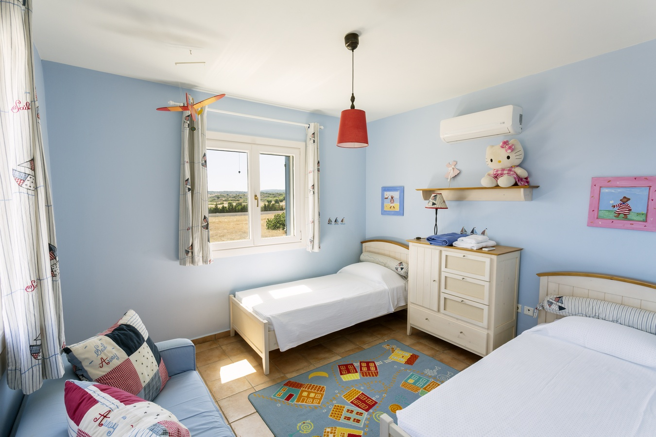 Picture of: Aeolos Villa Rooms